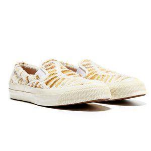 Missoni x Converse Deckstar Slip On Sneakers Sz 8